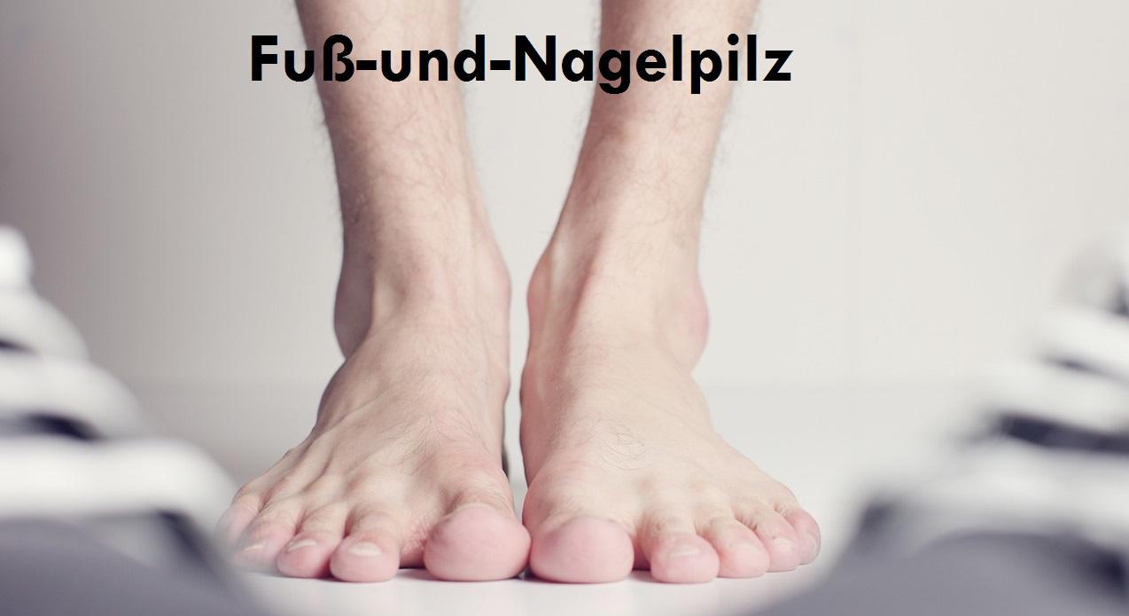 Fuß und Nagelpilz – ClO2 ist die Lösung!
